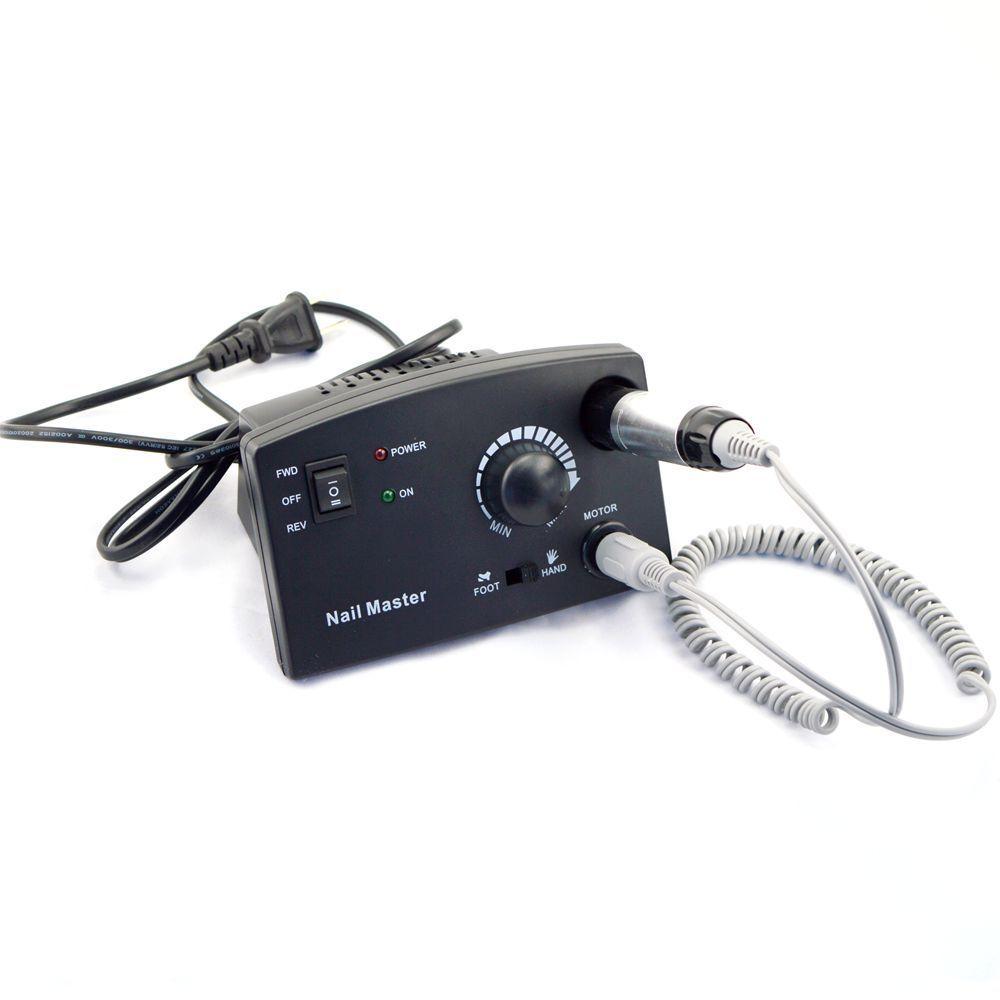 DOMIX Аппарат для маникюра и педикюра (черный) / DGP